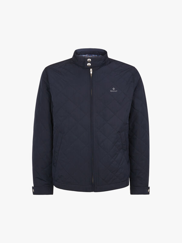 Quilted Windcheater Jacket