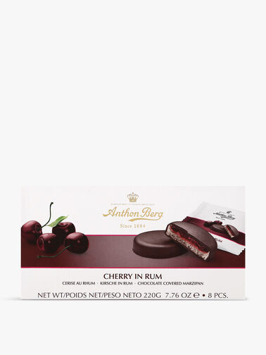 Cherry and Rum Marzipan 220g