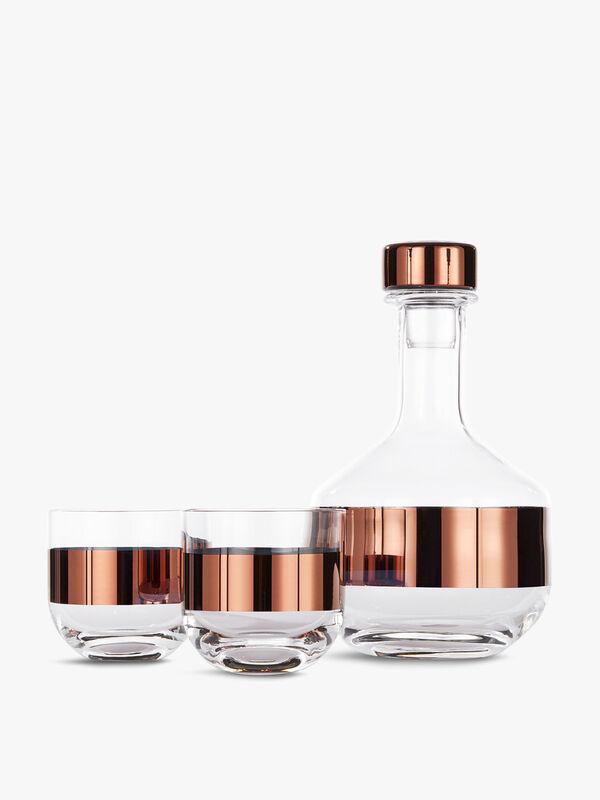 Tank Whisky Gift Set