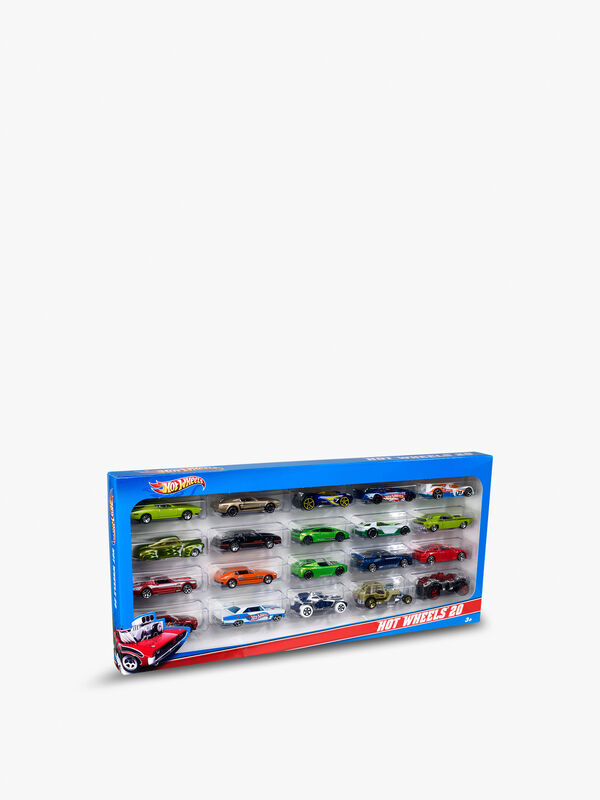 20 Model Cars Assortment Pack