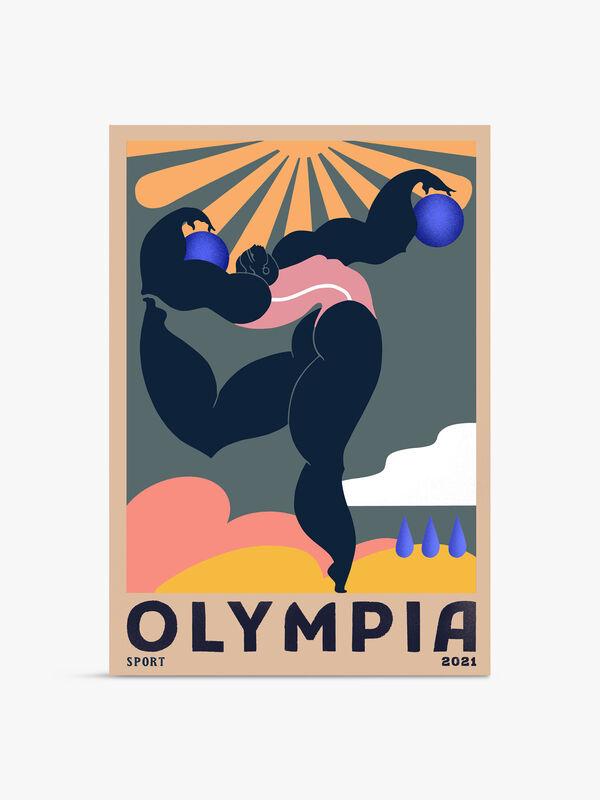 Kelly Anna Print - Olympia