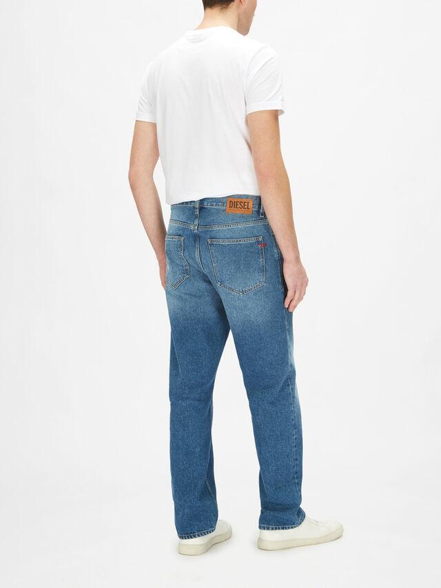 D-Macs 009MG Straight Fit Jeans