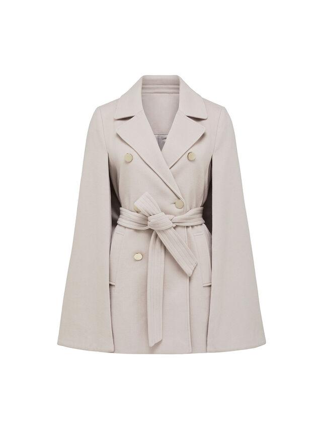 Jocelyn Cape Coat
