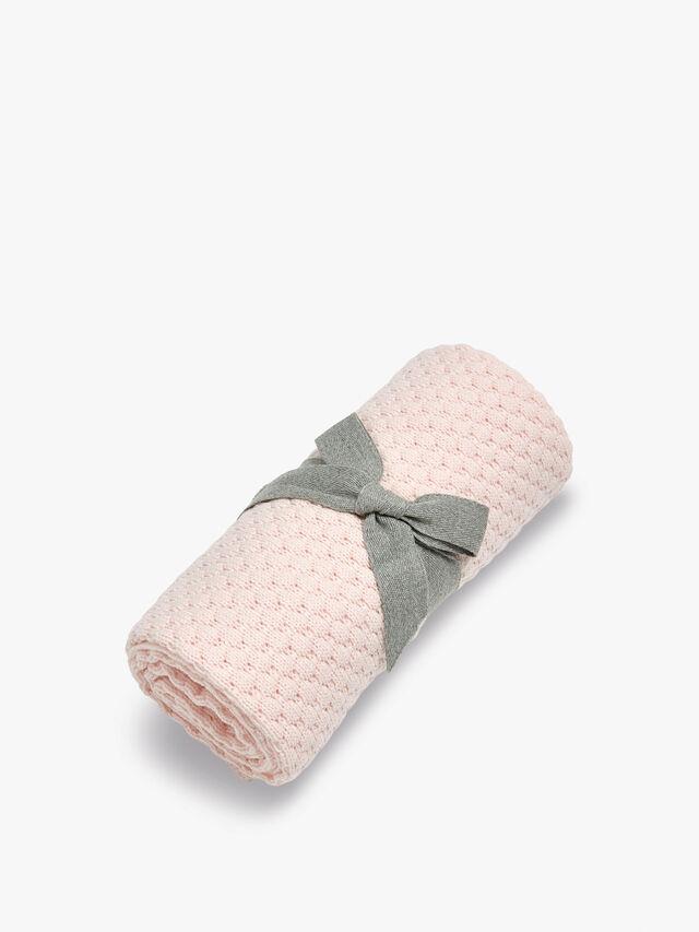 Knitted Blanket