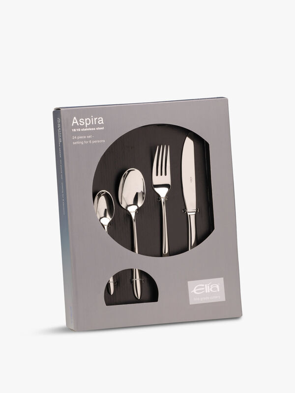 Aspira 24 Piece Grey Gift Box