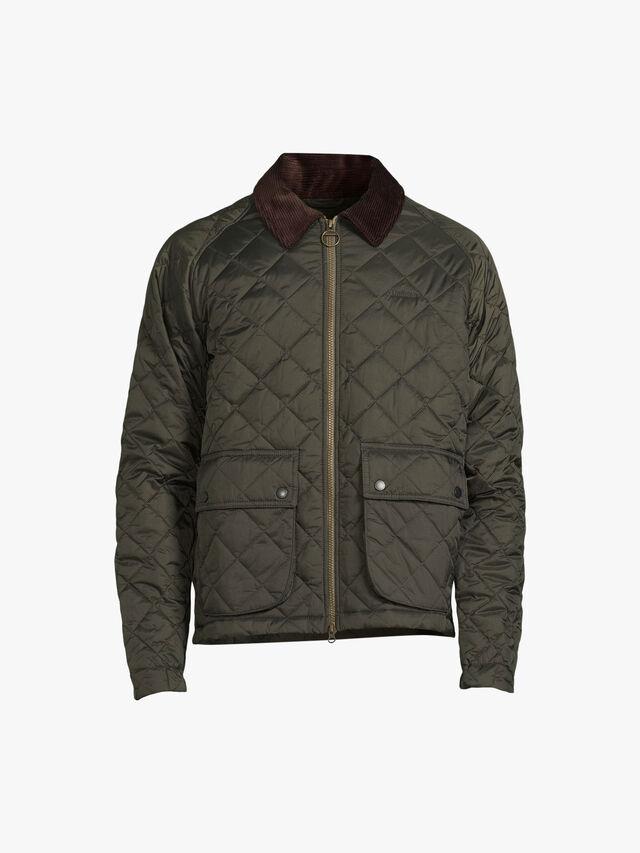 Dom Quilt Jacket