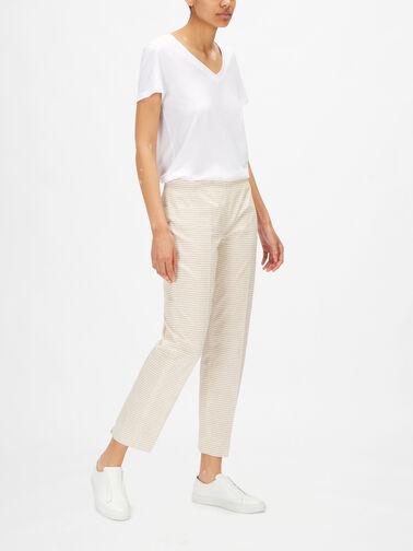 Emmanuella-Check-Cropped-Cotton-Trouser-PP682M0S3554