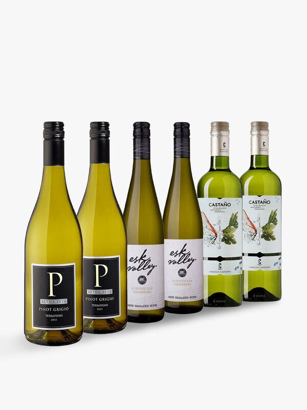 Cellar Selection Mixed White Wine Case