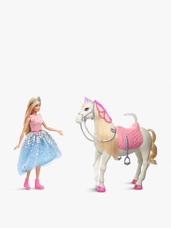 Princess Adventure Feature Horse