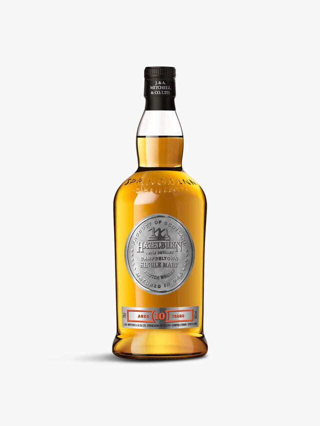 Hazelburn 10yr Single Malt Scotch Whisky 70cl