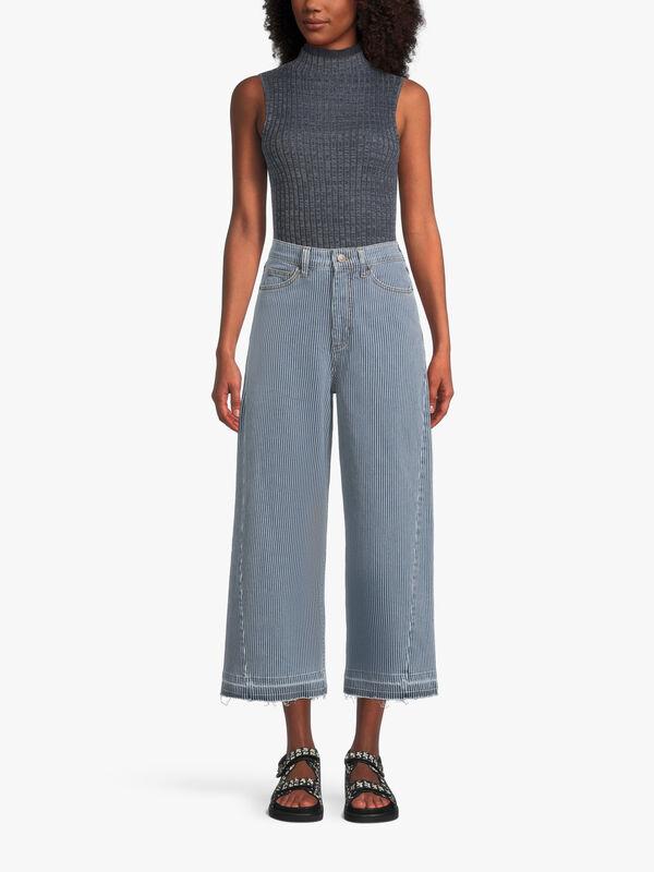 Pellicana Printed Jeans