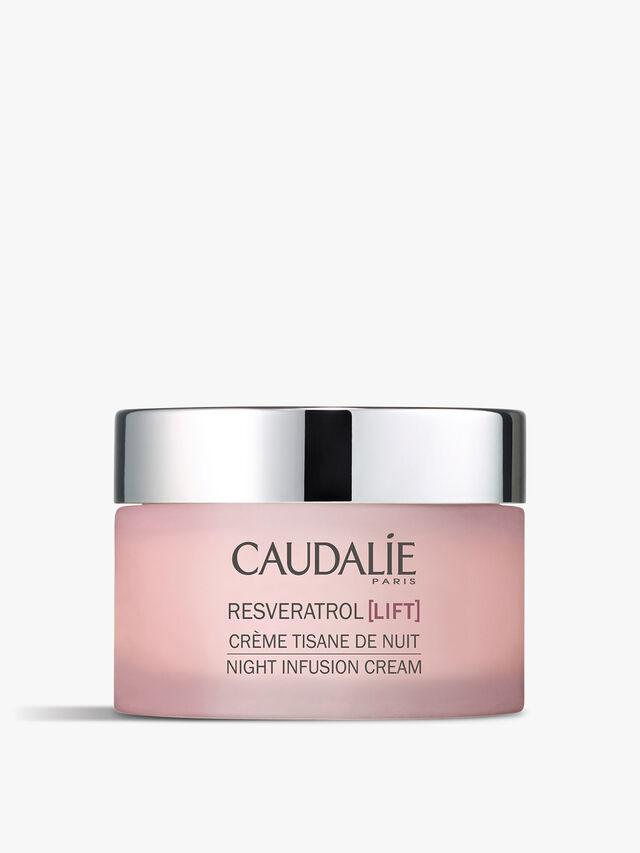 Resveratrol Night Infusion Cream