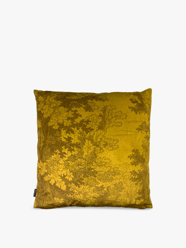Mustard Woods Complete Cushion