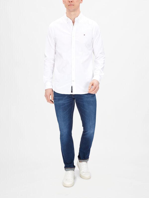 Core Slim Stretch Shirt
