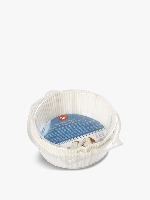 Cake Tin Liners Pack 50