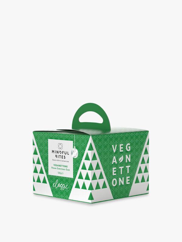 Classic Vegan Panettone