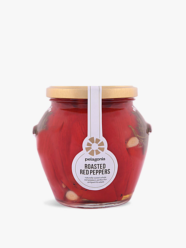 Roasted Red Peppers 540g