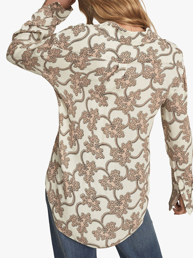 Suki Printed Overhead Shirt