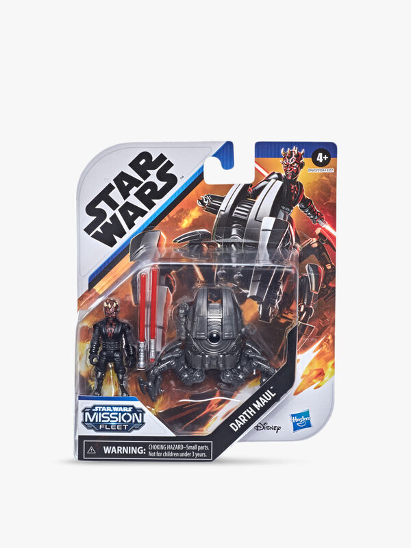 Star Wars Mission Fleet Gear Class Darth Maul Sith Probe Pursuit