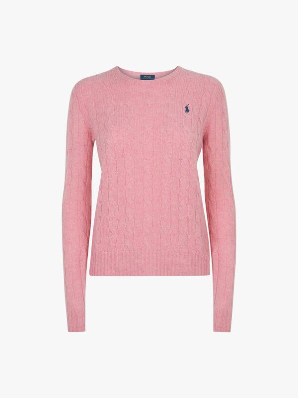 Julianna Classic Long Sleeve Sweater