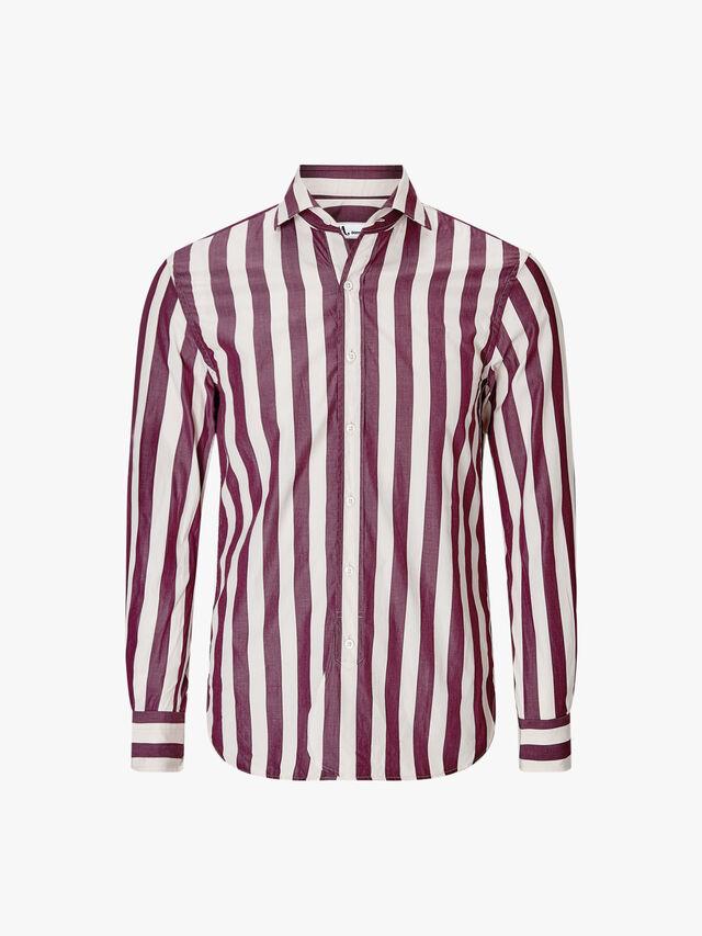 Wide Stripe Shirt