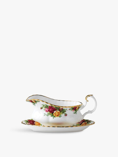 Old Country Roses Sauce Boat 0.5L