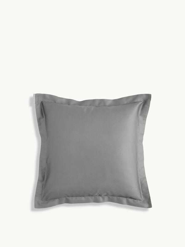 Grigio Uni Pillow Case