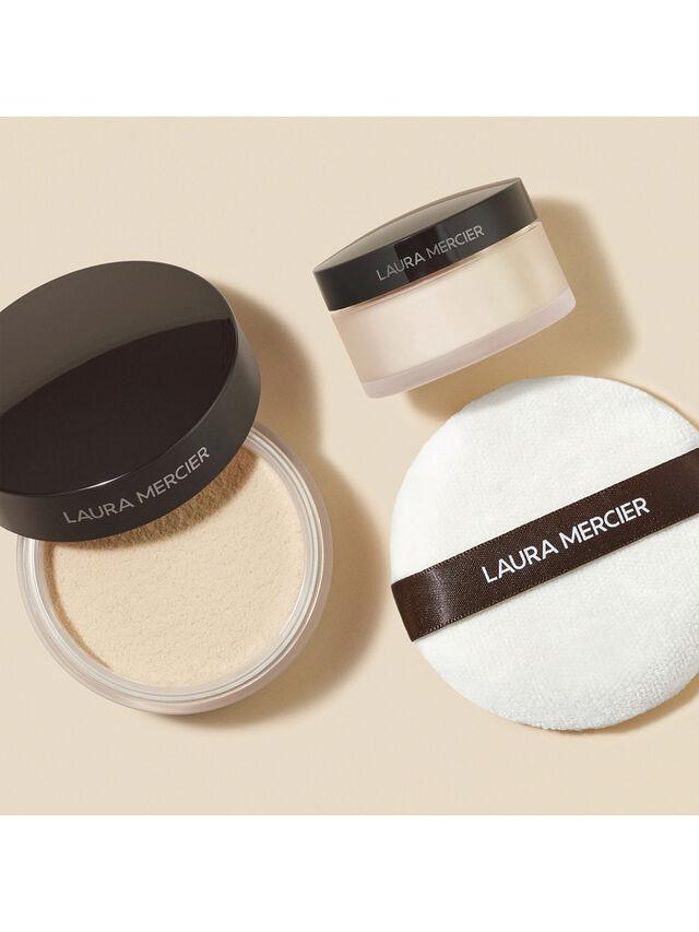 Translucent Loose Setting Powder Set