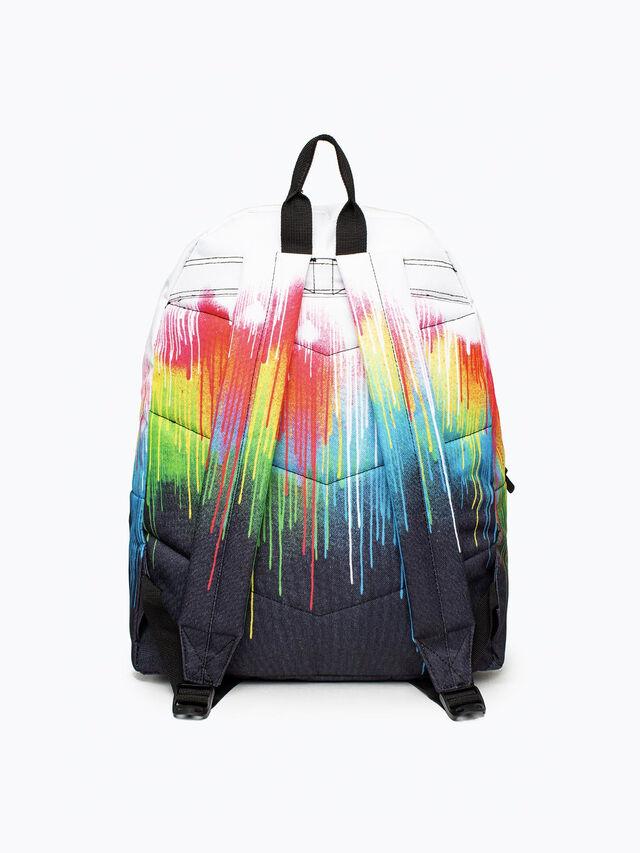 Multi Drips Backpack