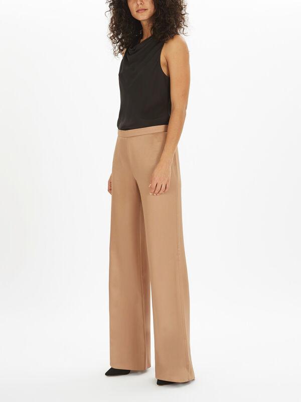 Ortisei Wide Leg Trouser