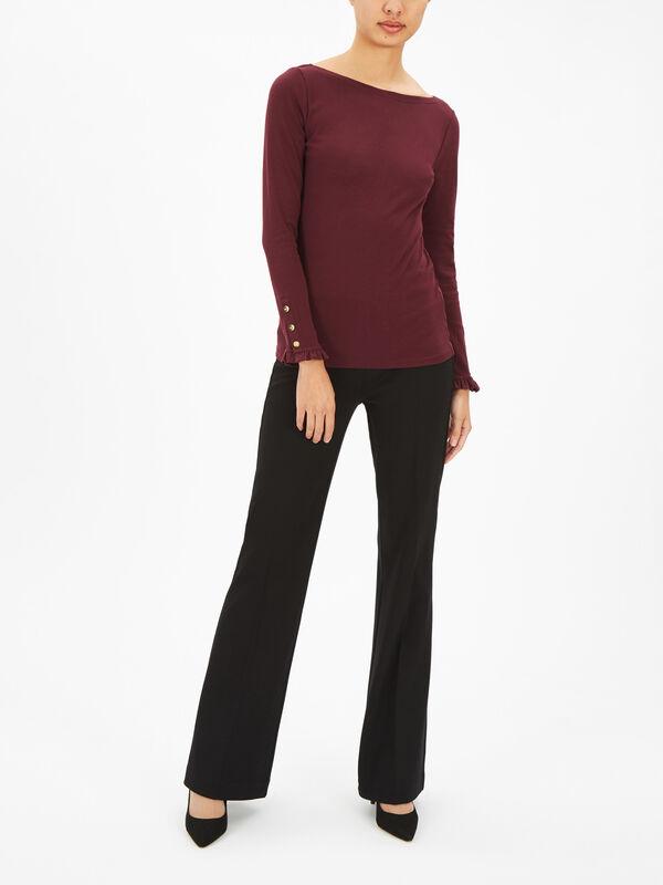 Kahani Long Sleeve Knit