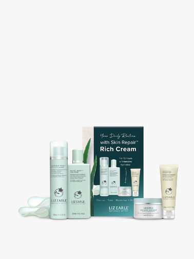 Your Daily Routine with Skin Repair™ Rich Cream Kit