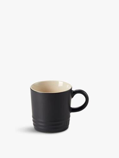 Espresso Mug Black
