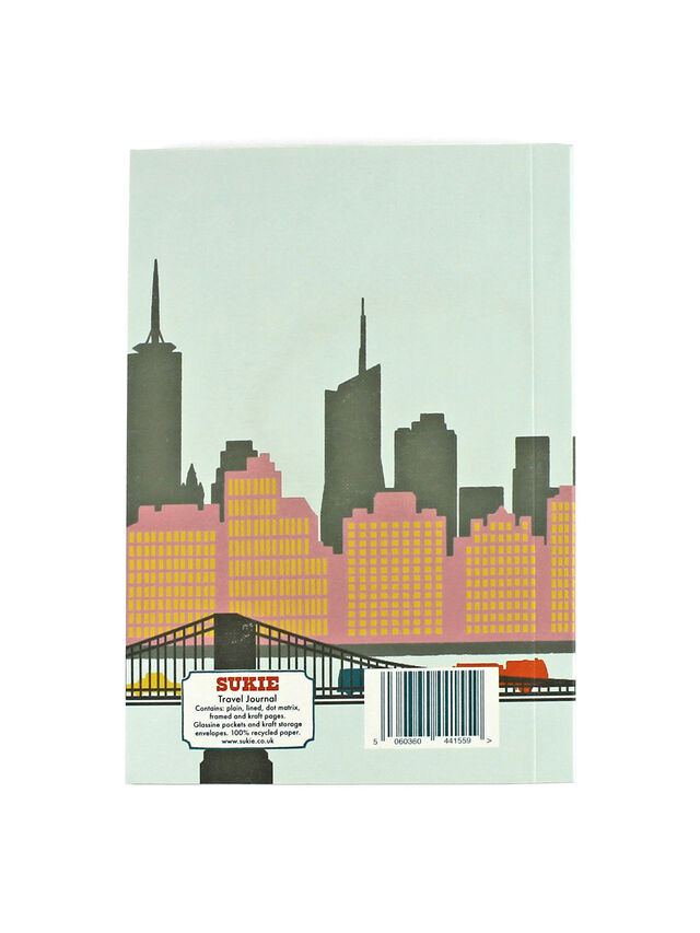 Travel Journal New York City