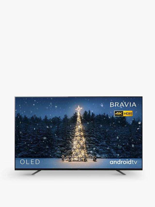 """65"""" OLED TV 4K UHD HDR 2020 KD-65A8BU"""