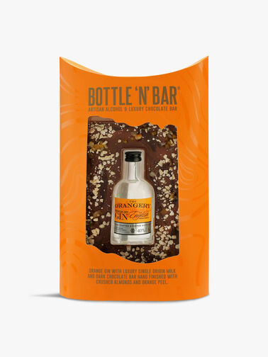 Bottle N Bar with Orange Gin