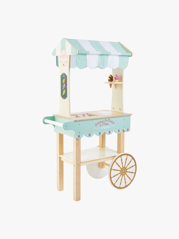 Ice Cream Trolley