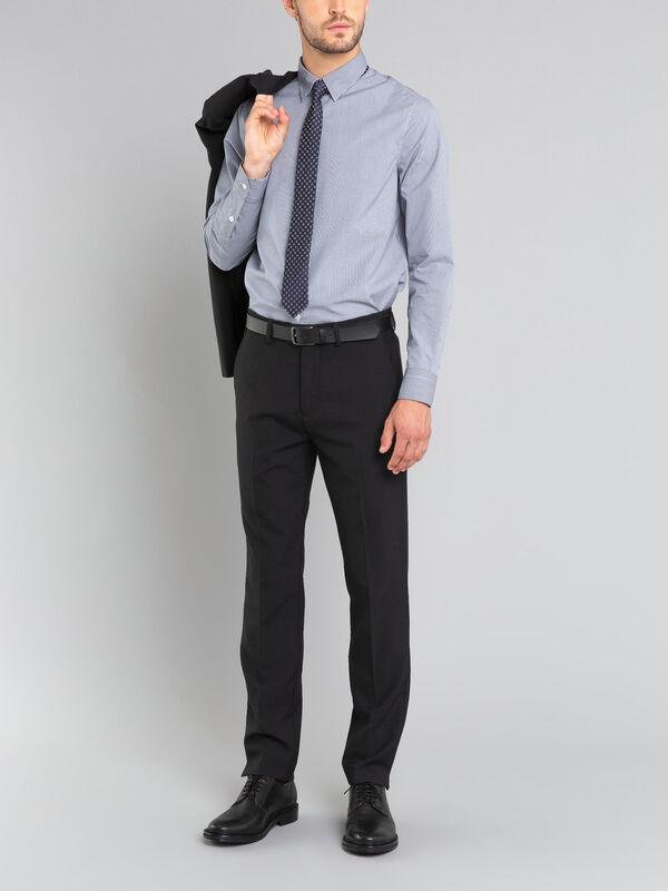 checked pattern thomas shirt