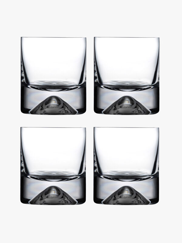 No.9 Whisky Glass Set of 4