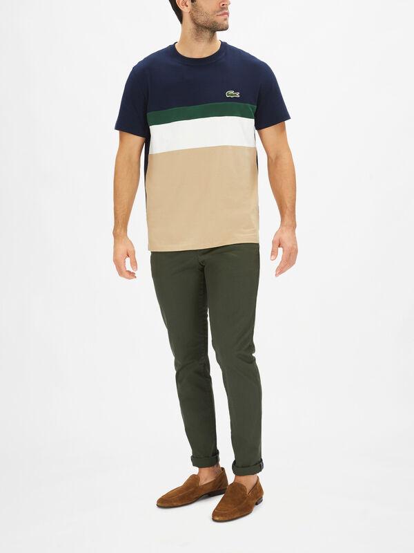 Bloc Stripe T-Shirt