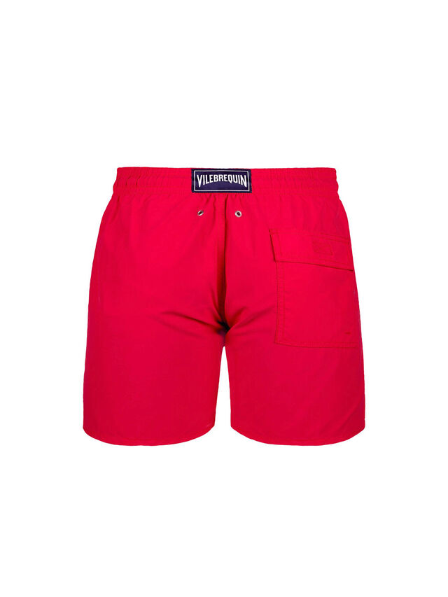 Moorea Plain Water Reactive Swim Shorts