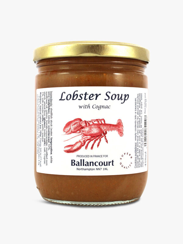 Lobster Soup with Cognac 458ml