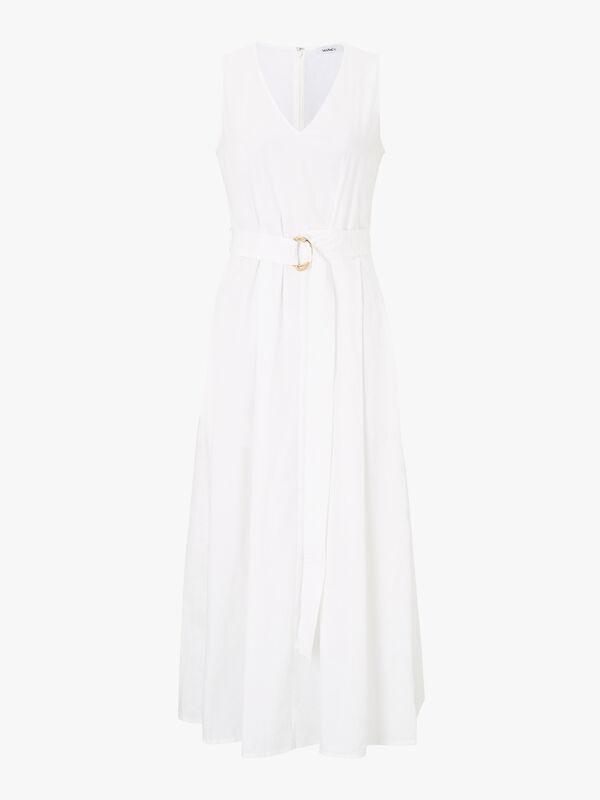 Decima Sleeveless A Line Dress
