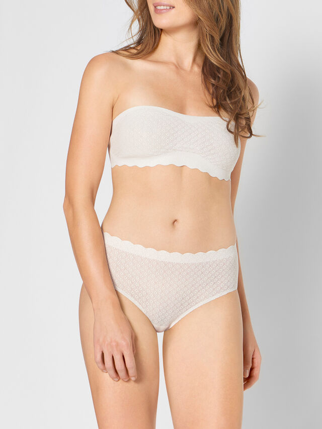 ZERO Feel Lace Bandeau Top