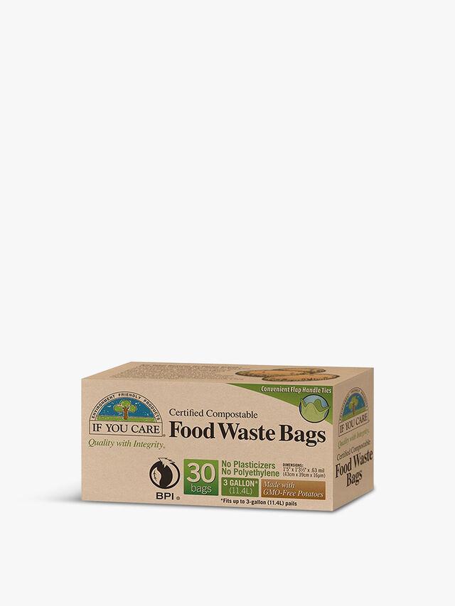 FSC Cert Compositible Food Waste