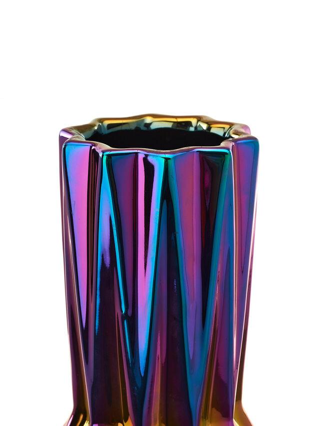Large Oily Fold Vase
