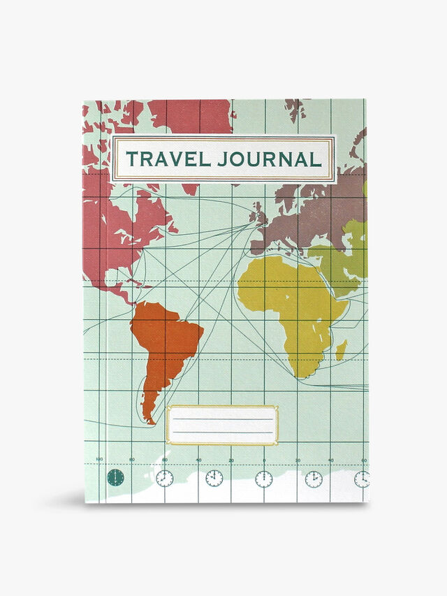 Travel Journal Maps