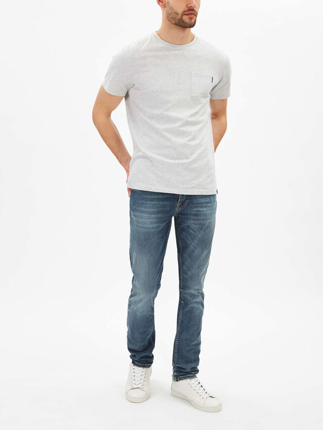 Grim Tim Slim Fit Jeans