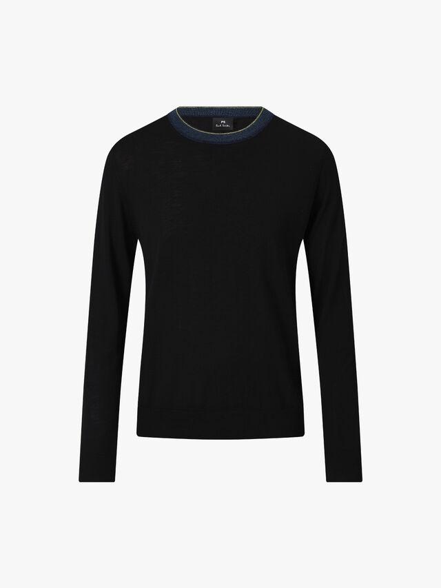 Merino Wool Sweatshirt