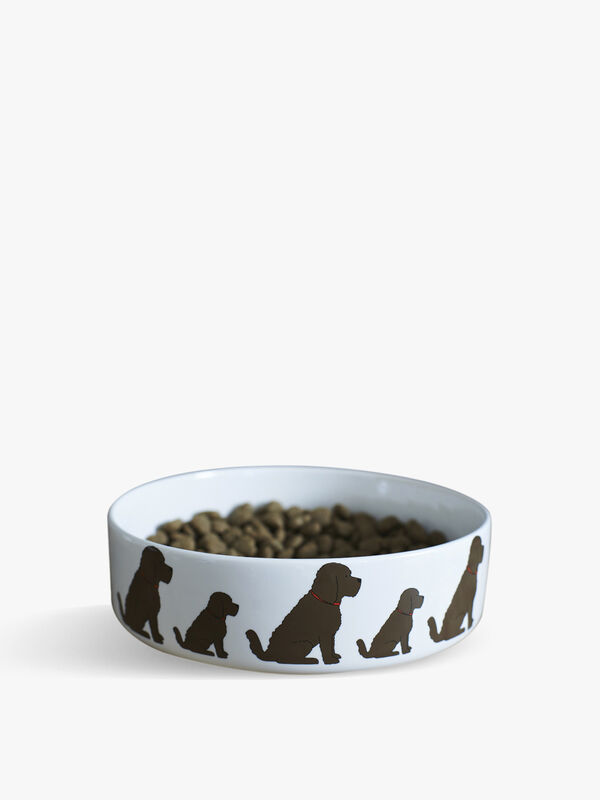 Large Cockapoo Dog Bowl